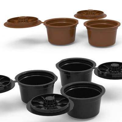 Capsules de café spéciales, 3 pi...