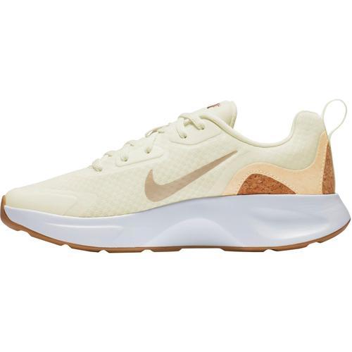 Nike Wearallday Sneaker Damen in sail-pale vanilla-praline-white, Größe 40