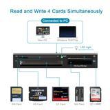 Lecteur de cartes mémoire multi-...