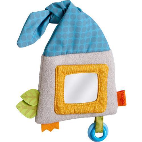 HABA Buggy-Spielfigur Eulenhaus, grau