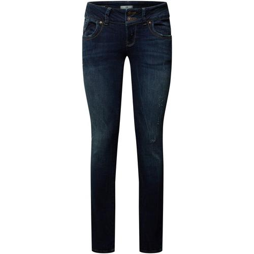 Ltb Super Slim Fit Jeans mit Used-Effekten