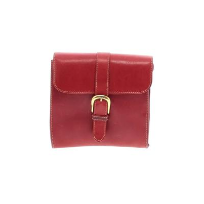 G.H. Bass & Co. - G.H. Bass & Co. Crossbody Bag: Red Solid Bags
