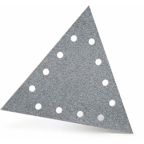 25 MENZER Klett-Schleifscheiben f. Trockenbauschleifer, 290 x 250 mm / 12-Loch / K60 /
