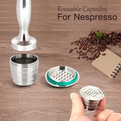 Capsules De café rechargeables D...