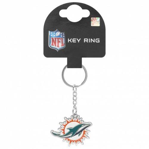 Miami Dolphins NFL Wappen Schlüsselanhänger KYRNFCRSMD