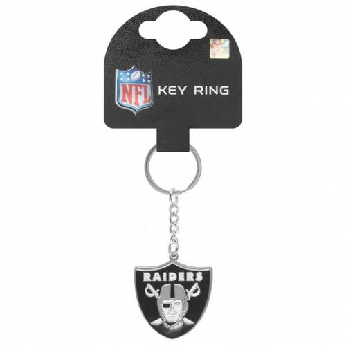Oakland Raiders NFL Wappen Schlüsselanhänger KYRNFCRSOR