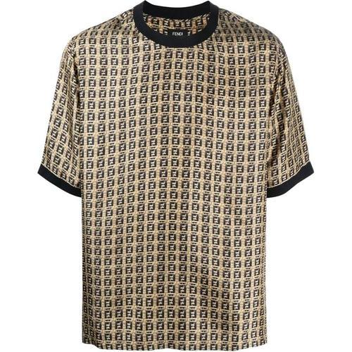 Fendi FF Interlace T-Shirt