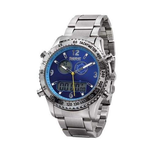 Armbanduhr mit Stoppuhr-Funktion