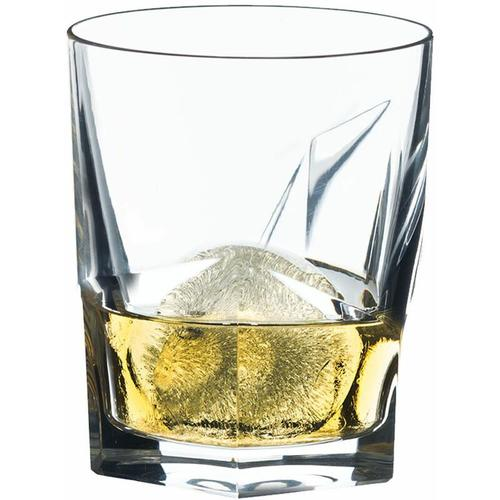 Riedel Louis Whisky, 3-tlg., Whiskyglas, Whiskybecher, Dekanter, Hochwertiges Glas, 5515/02S2