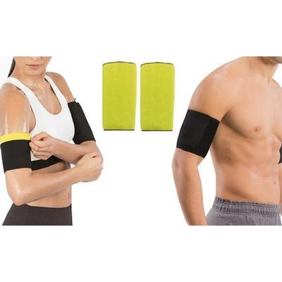 Paire de tours de bras de sudation : Taille L / x 2