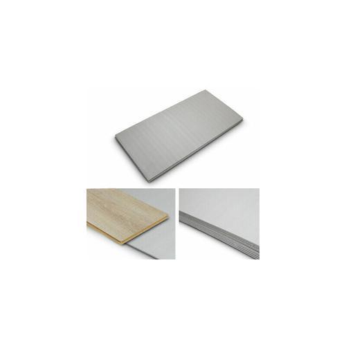 XPS Trittschalldämmung 5mm 70m² Fußboden Dämmung Unterlage Laminat Parkett Grau
