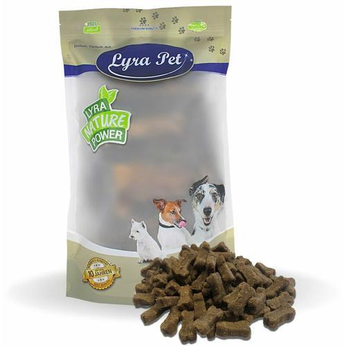 2 kg ® Hundeknochen mit Insekten - Lyra Pet
