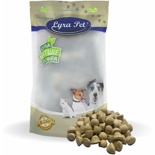 4 x 250 g ® Hundekekse mit Strauß - Lyra Pet