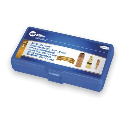 Miller MDX 100 Acculock .035 Consumables Kit