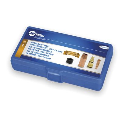 Miller MDX 250 Acculock MDX .030 Consumables Kit