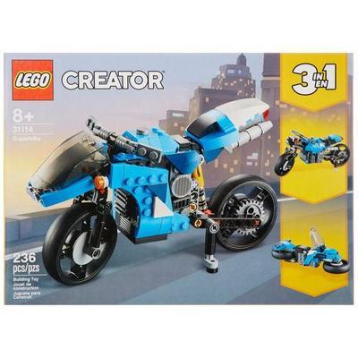 Lego Creator 3-in-1 Superbike