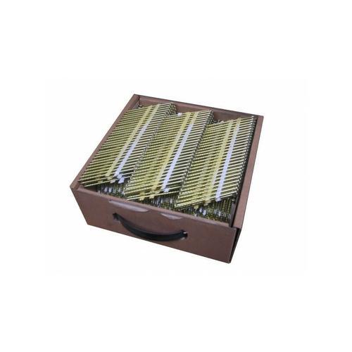 Nagelschrauben 3,2x65mm rostfrei Streifennägel TX15 für 34° Streifennagler'-'EN13735