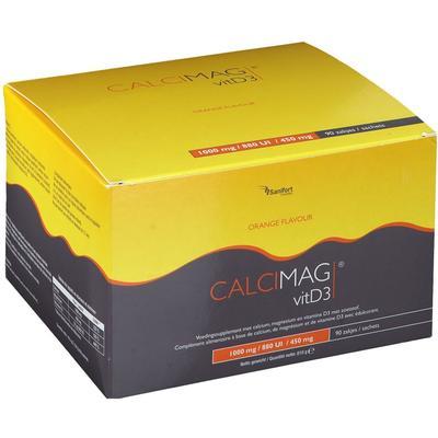 CALCIMAG® Ca 1000 mg / Vit D3 88...
