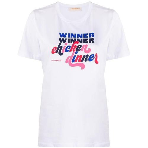 LaDoubleJ 'Winner Winner Chicken Dinner' T-Shirt