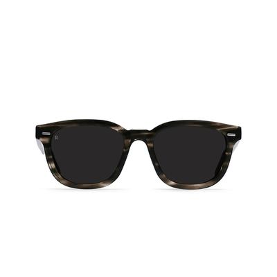 Raen Myles Static Dark Smoke Sunglasses