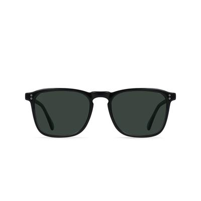 Raen Wiley Crystal Black Polarized Sunglasses