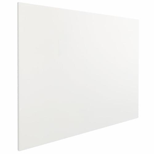 Whiteboard - Rahmenlos 'Eco' - 80 x 110 - Magnettafel ohne Rahmen