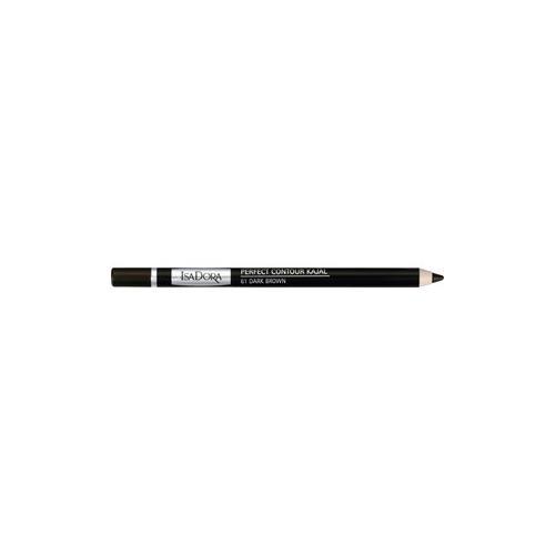 Isadora Augen Eyeliner & Kajal Perfect Contour Kajal 60 Black 1,30 g