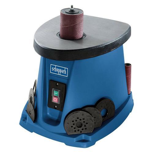 Oszillierende Schleifmaschine 0,45Kw - OSM 100 - - Scheppach