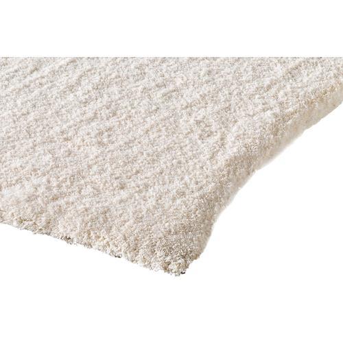 heine home Teppich, rechteckig, 25 mm Höhe beige Teppich Shaggy-Teppiche Hochflor-Teppiche Teppiche