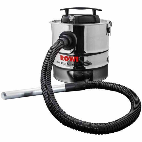ROWI Aschesauger 800 W 18 Liter RAS 800/18/1 Inox