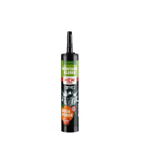 Montage-Kleber Mega Power Greentec 450g - MEM