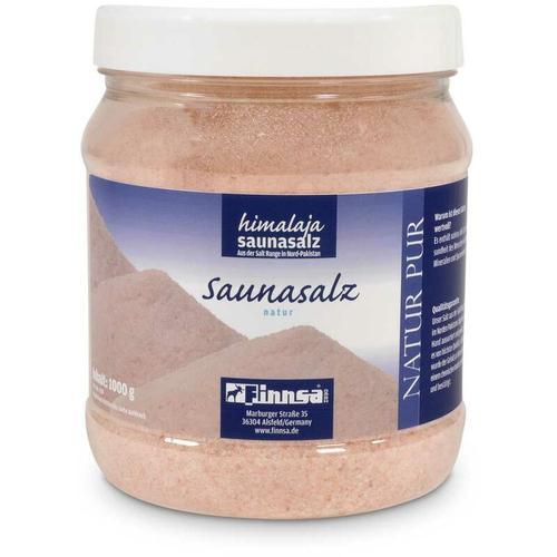 Kristall-Saunasalz, 1000 g Dose