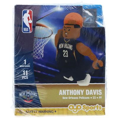 """""""OYO Sports Anthony Davis New Orleans Pelicans Collectible Player Figurine"""""""