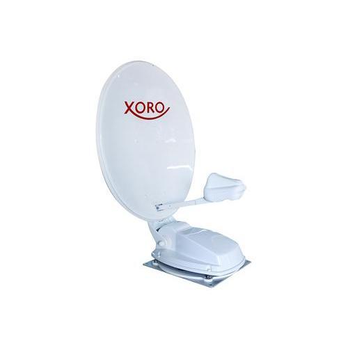 XORO MTA 80 BT TWIN 80 cm Vollautomatische Satelliten-Antenne mit TWIN-LNB