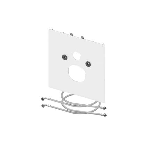 TECElux WC-Glasplatte für TECEone, weiß Glas weiß, 9650109 9650109
