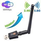 Mini adaptateur Wifi USB sans fi...