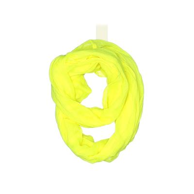 Love Of Fashion Scarf: Yellow Solid Accessories