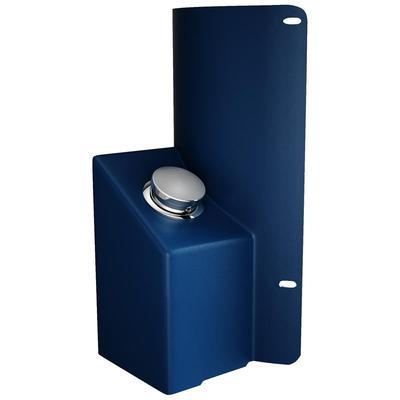 Elkay 4481FPBLU Foot Pedal for Outdoor Bottle Filler Stations, Blue