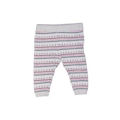Gymboree Tights: Gray Stripes Ac...