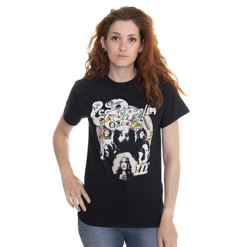 Led Zeppelin - Photo III - - T-Shirts