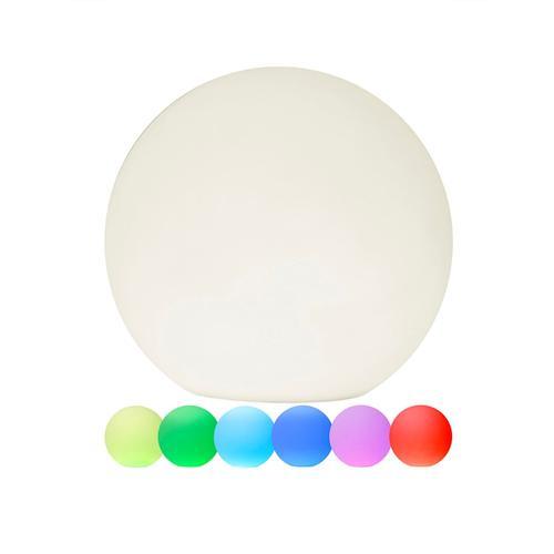 LED-Kugel mit Farbwechsel Star Trading Weiß