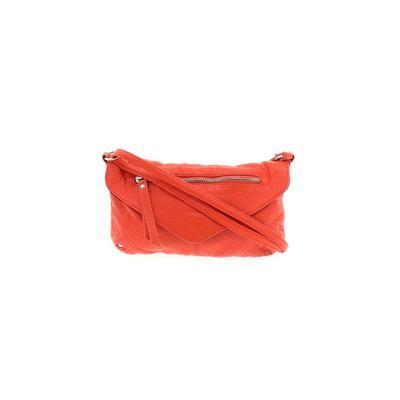 Mossimo - Mossimo Shoulder Bag: Orange Solid Bags