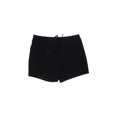 Roxy Girl Board Shorts: Black Solid Bottoms - Size 6