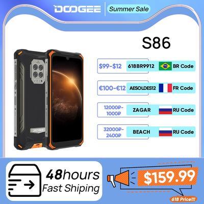 DOOGEE S86 smartphone, téléphone...