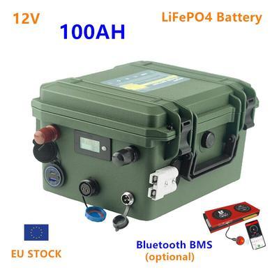 Pack de batteries lifepo4, 12V, ...