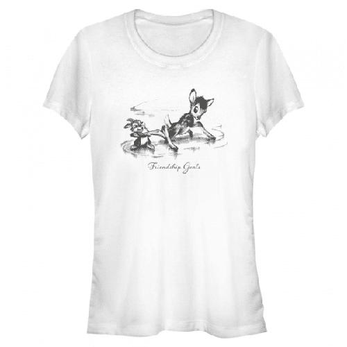 Bambi Freundschaft Bambi & Thumper - Disney - Frauen T-Shirt