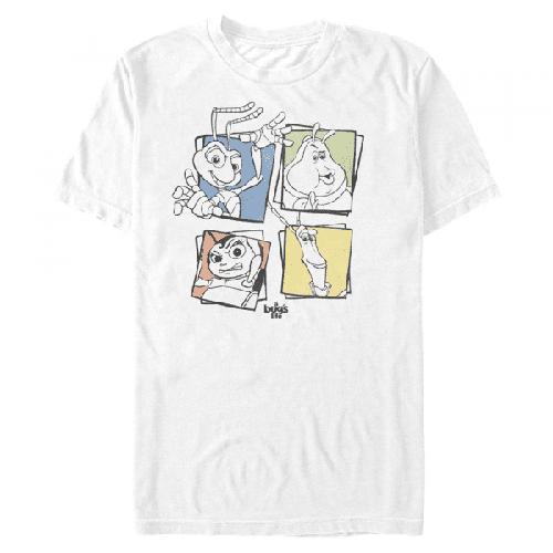 Four Up Gruppe - Pixar Das große Krabbeln - Männer T-Shirt