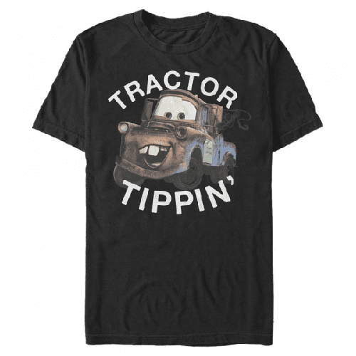 Tippin Mater - Pixar Cars 1-2 - Männer T-Shirt