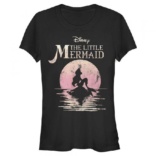 Meerjungfrau Mond Ariel - Disney Arielle die Meerjungfrau - Frauen T-Shirt