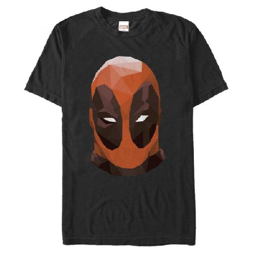 Poly Deadpool - Marvel - Männer T-Shirt